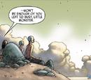 Darkanine/Star Wars: Yoda vs Mountains