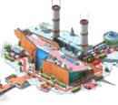 Volcanic Thermal Power Station