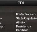 Centrist parties