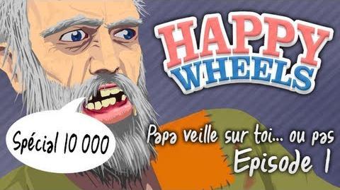 Happy Wheels Episode 1 Papa veille sur toi... ou pas