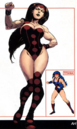 Davida DeVito (Earth-616) from Official Handbook of the Marvel Universe A-Z Update Vol 1 3 0001.png