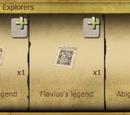 Diary of legendary Explorers