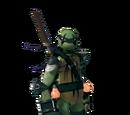 Traje Súper Ninja Donatello