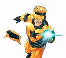 Booster Gold/IronspeedKnight
