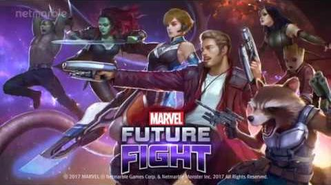 MARVEL Future Fight Meet Guardians of the Galaxy VOL.2 Heroes!