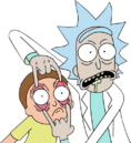 Rick and Morty render.png