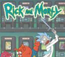 Rick and Morty (komiks)