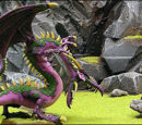 Tras la Pista del Dragón