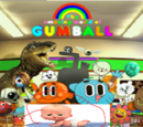 Boss baby in the amazing world of gumball
