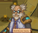 Evil Doctor Gorlu