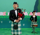 The Bagpipe Song