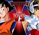 Goku Vs. Seiya