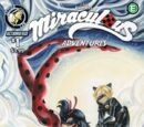 Miraculous Adventures issues