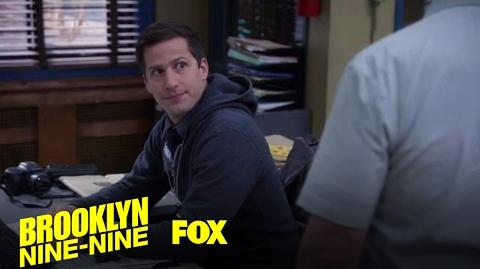 Jake And Amy Play Mommy And Daddy Season 4 Ep. 16 BROOKLYN NINE-NINE