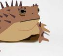 Amphibious Kaiju