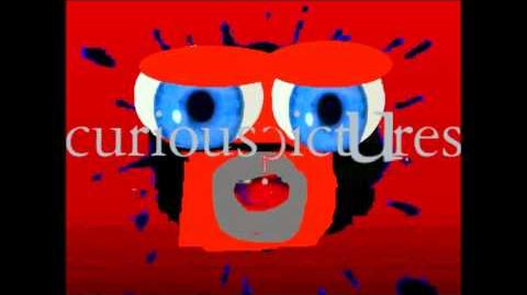 Curious Pictures Robot Logo (Stella Girl's Version)
