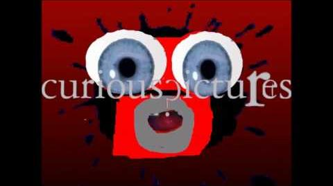 Curious Pictures Robot Logo (Kate Ashby Version )