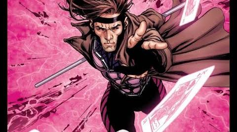 Elite Warrior Battle Royale - Gambit