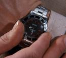Magnetic/buzzsaw wristwatch