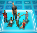 SimVille families (fanon)