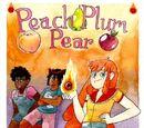 Peach Plum Pear Issue 1