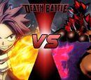 Natsu Dragneel VS Akuma