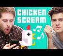 CHICKEN SCREAM GAME!