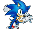 Sonic the Hedgehog (Canon, Archie Comics)/Maverick Zero X