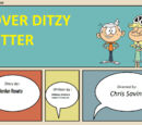 CartoniAnimatiMania/The Loud House - Episode Title Card - Lover Ditzy Better