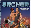 Archer: The Complete Season Two (DVD)