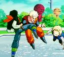Accel Dance (Dragon Ball Series)