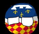 Departmentballs of Franceball