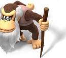 Locais de Cranky Kong