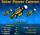 Solar Power Cannon Up1