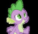 Spike the Dragon