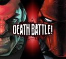 Punisher vs. Red Hood