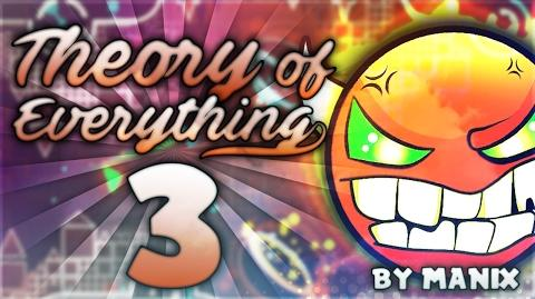 """Theory of Everything 3"" (TOE III) -DEMON- by Manix648 - Geometry Dash 2.1 - GuitarHeroStyles"