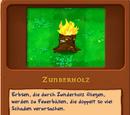 Zunderholz