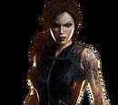 Personajes de Tomb Raider: Underworld
