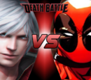 Deadpool vs. Dante