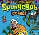 SpongeBob Comics No. 69