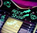 El concierto de rock
