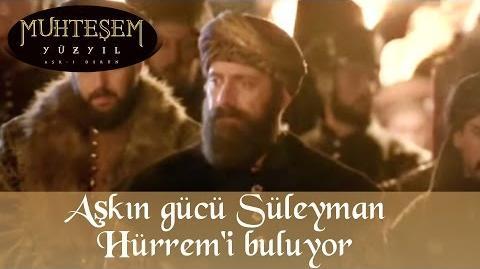 Поиски Хюррем Султан в лесу 2