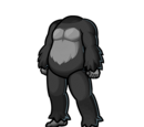 Powerful Gorilla Body (Gear)