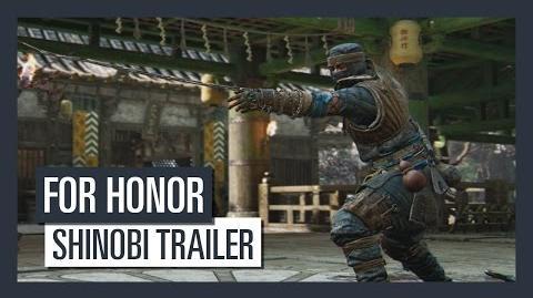 CuBaN VeRcEttI/For Honor presenta al shinobi y el centurión, sus nuevos dos héroes