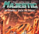 Majestic: Meanwhile, Back on Earth... (Collected)