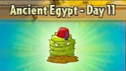 Ancient Egypt Day 11 - Plants vs Zombies 2 Its About Time