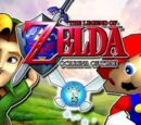 If Mario was in... Legend Of Zelda: Ocarina Of Time