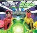 Star Trek/Green Lantern: Stranger Worlds Vol 1 6