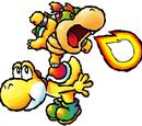 Boss de Yoshi's Island DS